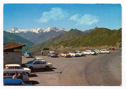 Italy - Jaufenpass - Cars - Unclassified