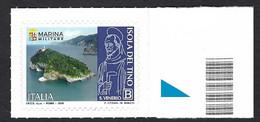 Italia, Italy, Italien, Italie 2020; è Riprodotto Lo Stemma Della Marina Militare Che Vi Costruì Una Struttura Difensiva - Stamps