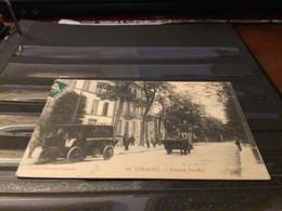 Carte Postale Affranch8e. Limoges. Avenue Baudin - Unclassified