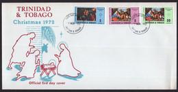 Trinidad & Tobago - 1972 - Christmas - Trinidad & Tobago (1962-...)
