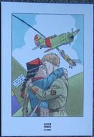 Juillard - Double 7 - Ex Libris Super Heros - Illustratoren J - L