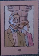 Juillard - Blake Et Mortimer - Le Testament De William S - Ex Libris Super Heros - Illustratoren J - L