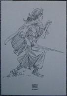 Juillard - Plume Aux Vents 1 - Ex Libris Super Heros - Illustratoren J - L