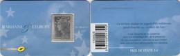FRANCE N° 4242 / 193 MARIANNE DE BEAUJARD 5€ EN ARGENT NEUF ** (LOT B1) - 2008-13 Marianne Van Beaujard