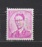 COB 1067 Centraal Gestempeld Oblitération Centrale ANS 1 - 1953-1972 Glasses