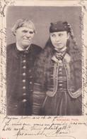 Dobrzanski, Warsz Varsovie Paysan Polonais Et Sa Fille - Polonia