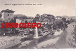 CIVIDALE - BORGO BROSSANA - CASCATA DEL RUO EMILIANOF/PICCOLO VIAGGIATA ANIMATA - Udine