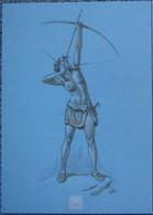 Juillard - Plume Aux Vents - Ex Libris Maison De La BD RARE - Illustratoren J - L