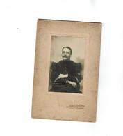 Portrait Militaire-Photo Me Chretien ARRAS - Guerre, Militaire