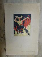 Gala Sapeurs Pompiers Et Bal De Nuit, PARIS Le 30 Mars 1946 ............. PHI-7 - Sin Clasificación