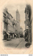 D31  TOULOUSE   La Rue Et Eglise Du Taur ( De Taureau ) - Toulouse