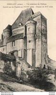 D02 PERNANT  Vue Extérieure Du Château ........... .  ( Ref J936) - Sonstige Gemeinden