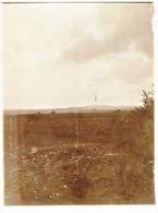 PHOTO ALLEMANDE - VUE GENERALE SUR LA BUTTE DE VAUQUOIS PRES DE VARENNES EN ARGONNE - MARNE - GUERRE 1914 1918 - 1914-18