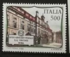 Italie 1988 / Yvert N°1770 / ** - 1981-90: Nieuw/plakker