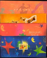 FRANCE 2004 - LOT De 2 BLOCS SOUVENIR En Année Complète  N° 2 Et N° 3 - NEUF**LUXE/MNH - Parfait état - Souvenir Blocks & Sheetlets