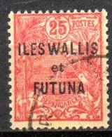 Wallis Et Futuna: Yvert N° 21 - Used Stamps