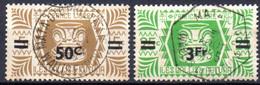 Wallis Et Futuna: Yvert N° 148 Et 153; 2 Valeurs - Used Stamps