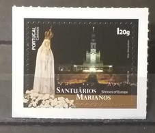 Portugal - 2019 -MNH As Scan - Self Adhesive Stamps - Lisbon - Center - Virgin Mary Fatima - 1 Stamp - FACE VALUE!!! - Ungebraucht