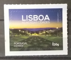 Portugal - 2019 -MNH As Scan - Self Adhesive Stamps - Lisbon - Center - View Of Lisbon - 1 Stamp - FACE VALUE!!! - Ungebraucht