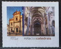 Portugal - 2019 -MNH As Scan - Self Adhesive Stamps - Alentejo/algarve 2nd - Cathedral - 1 Stamp - FACE VALUE!!! - Ungebraucht