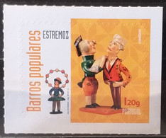Portugal - 2019 -MNH As Scan - Self Adhesive Stamps - Alentejo/algarve 2nd - Popular Clays - 1 Stamp - FACE VALUE!!! - Ungebraucht