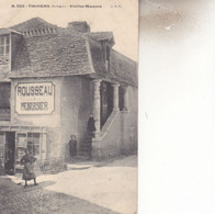 THIVIERS  VIEILLES  MAISONS              RARE - Thiviers