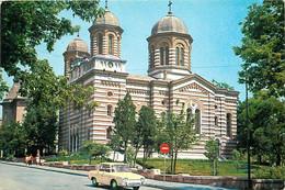 Automobiles - Voitures De Tourisme - Roumanie - Constanta - Catedrala Ortodoxa - Carte Neuve - CPM - Voir Scans Recto-Ve - Passenger Cars