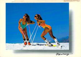 Ski D'été - Pin-Ups