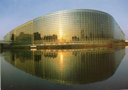 ~ Strasbourg - Parlement Européen Au Lever Du Jour - Strasbourg