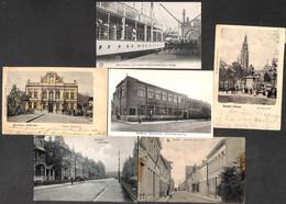 Anvers (+ Contich) Lot 6 Cartes (animatie Dr Trenkler... Te Zien, Toffe Prijs) - Antwerpen