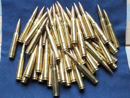 Cartouche 13,2 Mm Hotchkiss - Années 1934-38-39 - Decorative Weapons