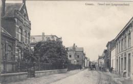 GEEL / DREEF MET JONGENSSCHOOL 1911 - Geel