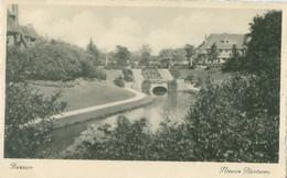 Bussum 1943; Nieuwe Plantsoen - Gelopen. (Rembrandt - Utrecht) - Bussum