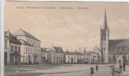 GEEL / WESTKANT VAN DE GROTE MARKT  1917 - Geel