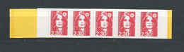 693- France Carnet 10 Timbres TTB - Usage Courant