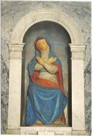 11. Gf. RIEUX-MINERVOIS. Notre-Dame Des Douleurs. Statue De Pierre Peinte - Altri Comuni