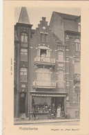 Middelkerke  ,  Magasin  Du Petit Moulin - Middelkerke