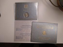 Moneta Commemorativa In EURO 2020 V Centenario RAFFAELLO SANZIO In Folder Originale - Vaticano (Ciudad Del)