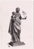 34. Gf. OUPIA. Notre-Dame Des Oliviers. Vierge En Bois Ciré - Other Municipalities