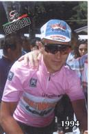 Cyclisme, Evgeni Berzin - Cycling