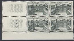 PALAIS ELYSEE N° 1192 - Bloc De 4 COIN DATE - NEUF SANS CHARNIERE   6-4-59 - 1950-1959