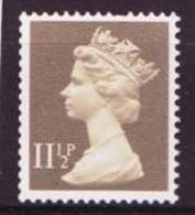 Grande Bretagne - Great Britain - Großbritannien 1980-81 Y&T N°966b - Michel N°862 *** - 11,5p Reine Elisabeth II -1 Bfg - Nuovi