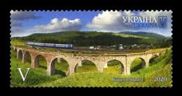 Ukraine 2020 Mih. 1922 Railway Bridge In Vorokhta MNH ** - Oekraïne