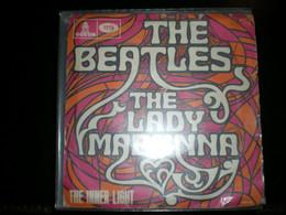 THE BEATLES LADY MADONNA - Rock