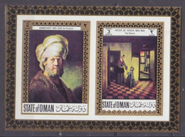 1968State Of OmanBb Artists / Rembrandt - Rembrandt