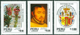 PERU 1991 SAN ANTONIO ABAD UNIVERSITY AT CUZCO** (MNH) - Peru