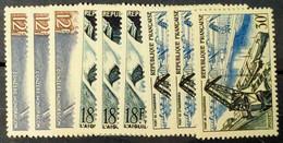 N° 1078 à 1080 X3  Neuf ** Gomme D'Origine  TTB - Unused Stamps