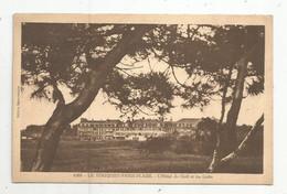 Cp , 62 , LE TOUQUET PARIS PLAGE , L'hôtel Du GOLF Et Les LINKS ,voyagée 1931 - Le Touquet