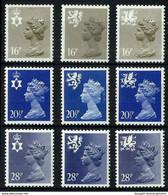 Gran Bretaña Nº 1082/90 Nuevo Cat.37€ - Unused Stamps
