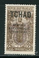 TCHAD- Y&T N°26- Neuf Avec Charnière * - Nuovi